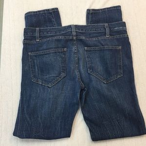 Current/Elliott Jeans - CURRENT/ELLIOT The Skinny High Low Jeans